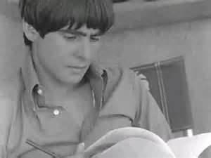 Davy Jones reading