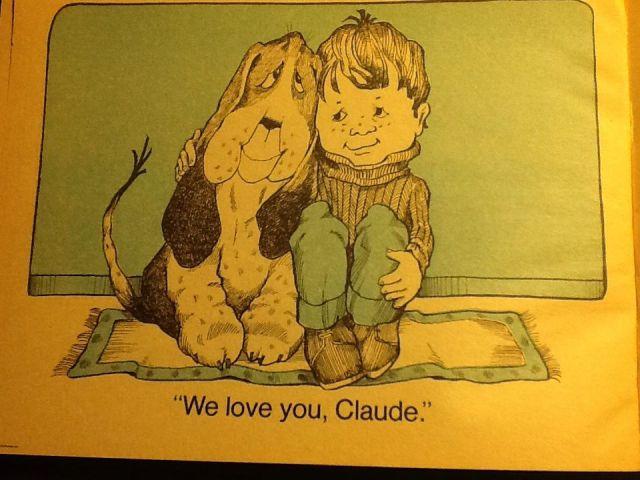 Claude love