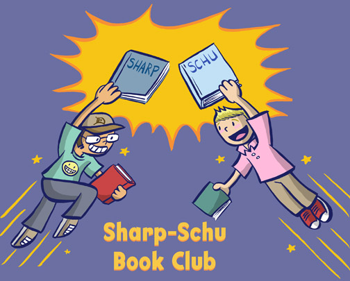 sharp schu book club