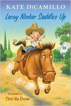 Leroy Ninker Saddles Up