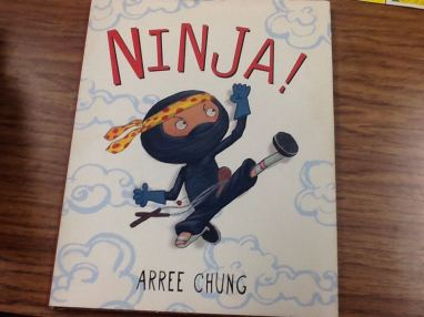 Day 2 Ninja book