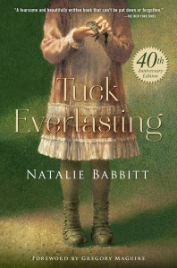 Tuck Everlasting 40th Anniv_Cover Image