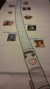 Star Wars Light Saber blank