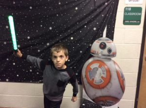 star wars pose