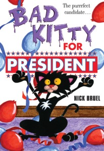 Bad Kitty for President